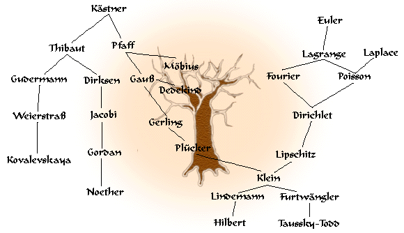 Genealogy Tree Excerpt